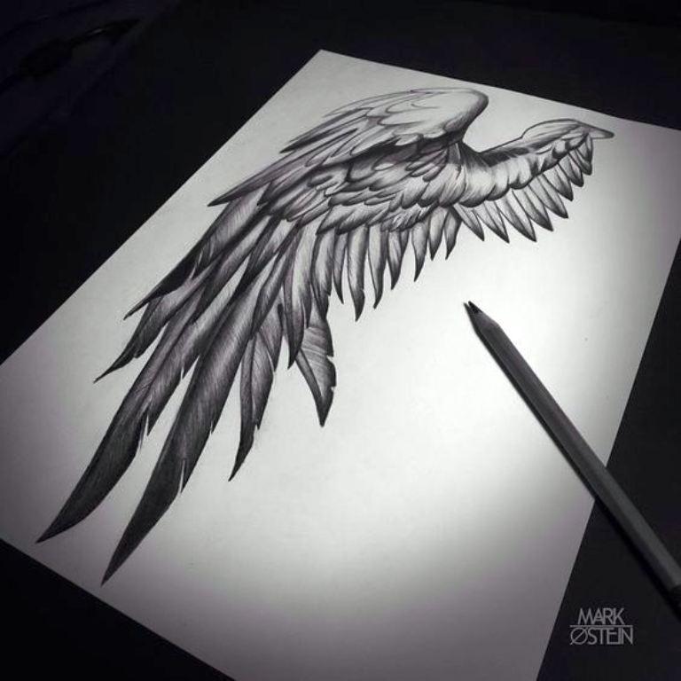 TattooMix Dövmecimkanat dövmeleri (11)