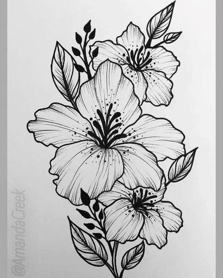 tattoo mix dövmecim çiçek dövmeleri (10)