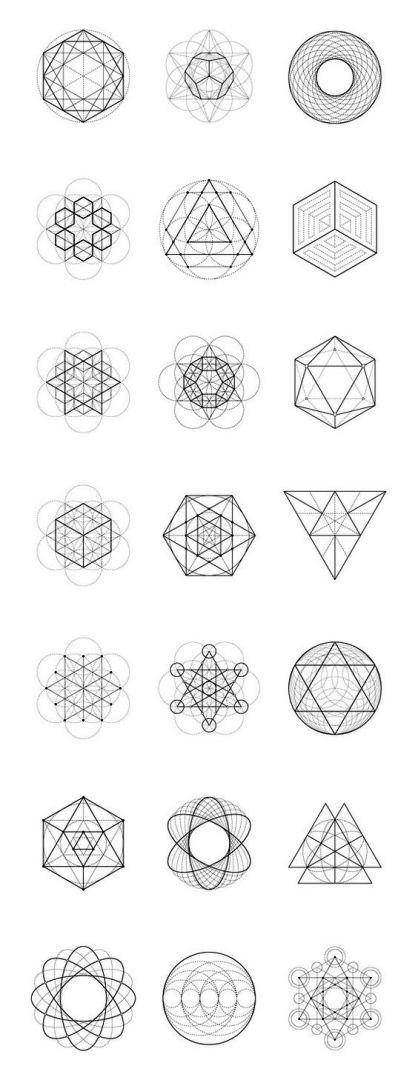 tattoo mix dövmecim geometrik dövmeler (18)
