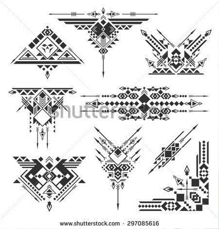 tattoo mix dövmecim geometrik dövmeler (20)