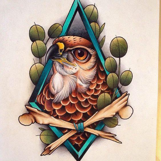 tattoo mix dövmecim kartal dövmeleri (4)