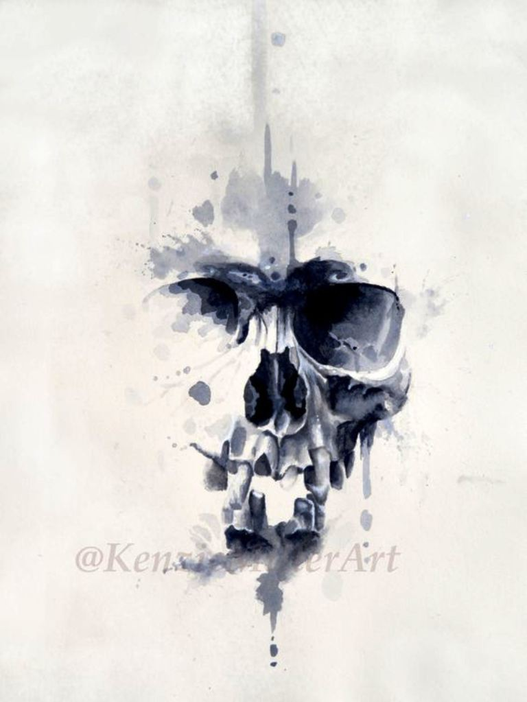 tattoo mix dövmecim kurukafa skull dövmeleri (13)