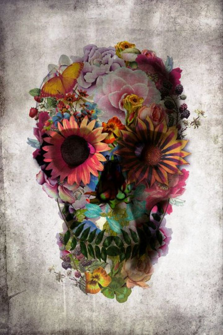tattoo mix dövmecim kurukafa skull dövmeleri (9)