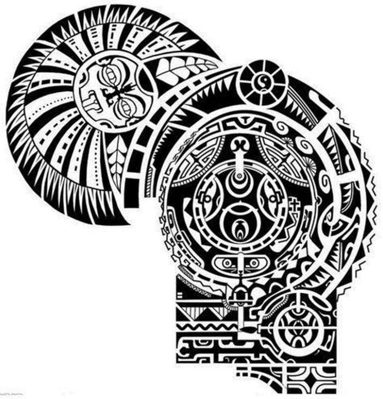 tattoo mix dövmecim maori dövmeler (1)
