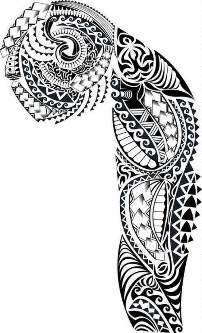 tattoo mix dövmecim maori dövmeler (19)