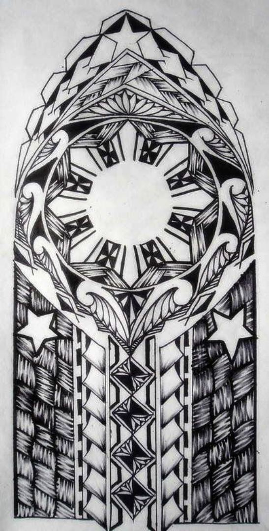 tattoo mix dövmecim maori dövmeler (2)