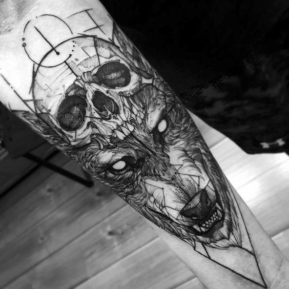 Best Wolf Tattoos Designs 16