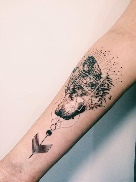 Best Wolf Tattoos Designs 28