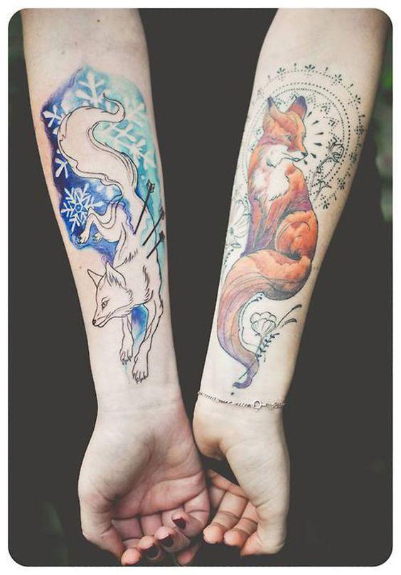 Best Wolf Tattoos Designs 32