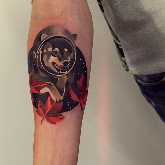 Best Wolf Tattoos Designs 35