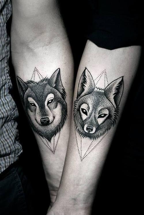 Best Wolf Tattoos Designs 75