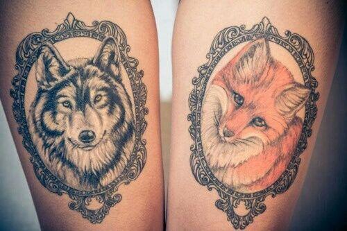 Best Wolf Tattoos Designs 76