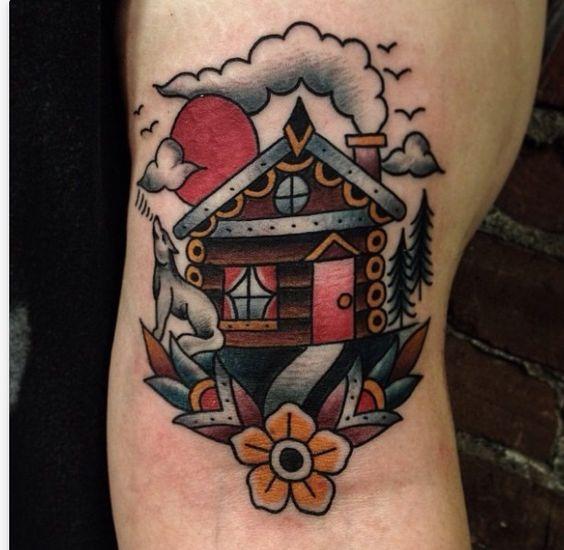 Best Wolf Tattoos Designs 82