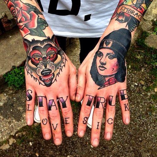 Best Wolf Tattoos Designs 83