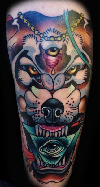 Best Wolf Tattoos Designs 103