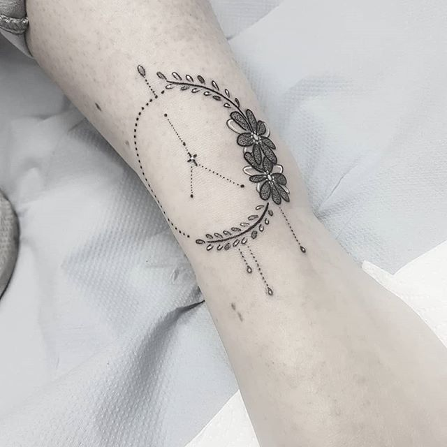 25 Cancer Constellation Tattoo Designs, Ideas and Meanings