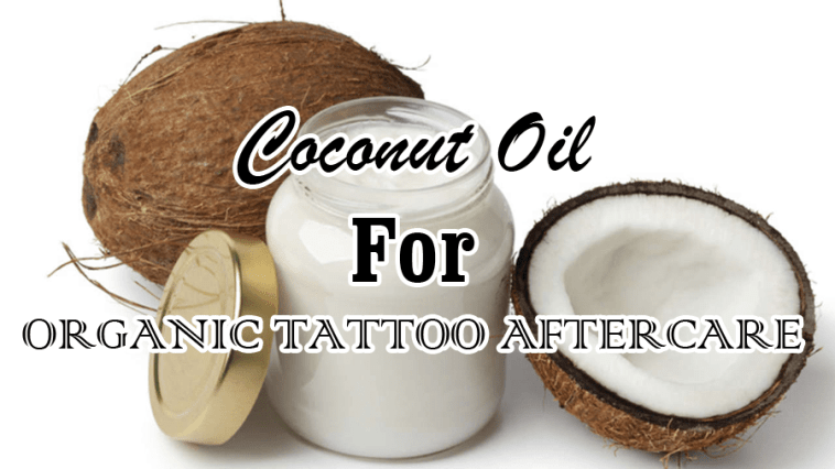 7 Amazing Benefits Of Using Coconut Oil On Your New Tattoo