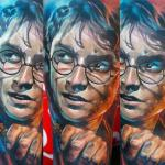145 Awesome Harry Potter Tattoos Ideas To Bring Back Magic