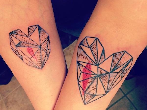 140 Lovely Mother-Daughter Tattoos To Show Their Deep Love