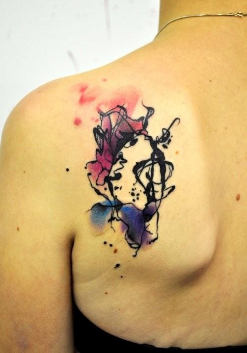 Abstract Tattoos Designs Ideas And Meaning Tattoos For You