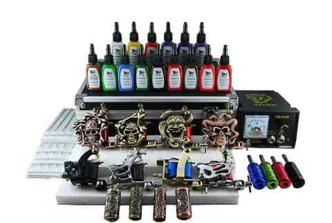 Top Tattoo Kits