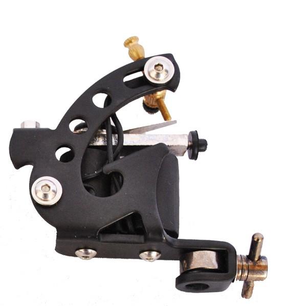 The coil tattoo gun in Grinder set