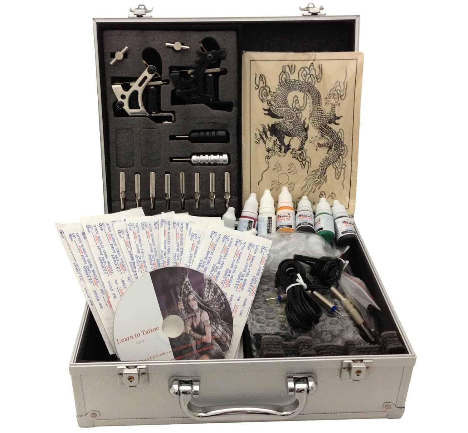 What\'s the Best Tattoo Kit? Personal Review and Detailed Guide ...