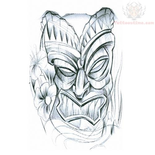 pages printable also beach coloring pages on tiki mask coloring pages