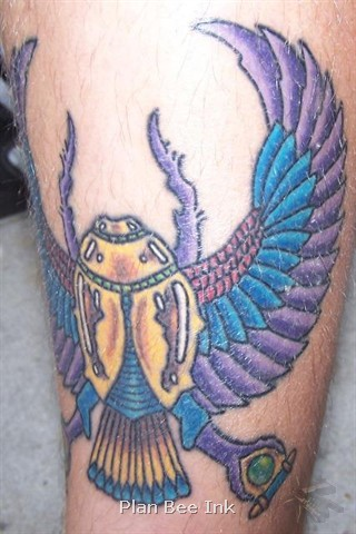 Beetle Tattoo Images Amp Designs