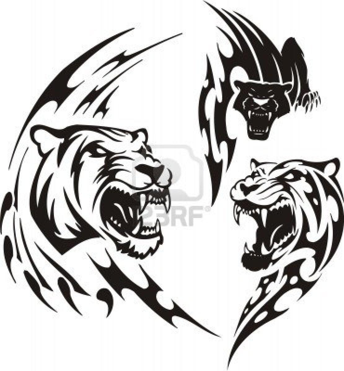 Panther Tattoo Images Amp Designs