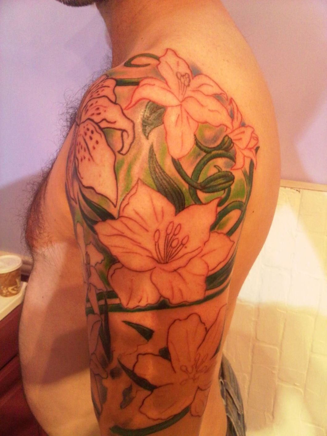 Orchid Flower Tattoo Meaning Best Flower Site