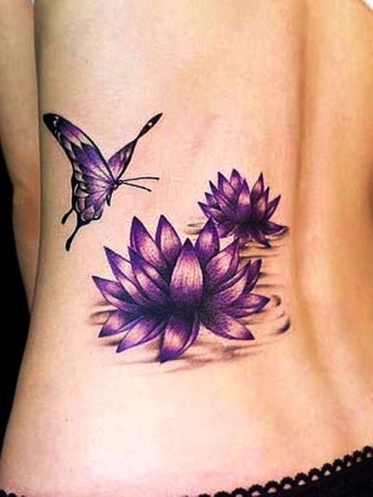 Lotus Tattoo Images Amp Designs