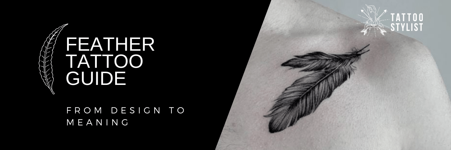 Feather Tattoo Ideas - From Design To Meaning
