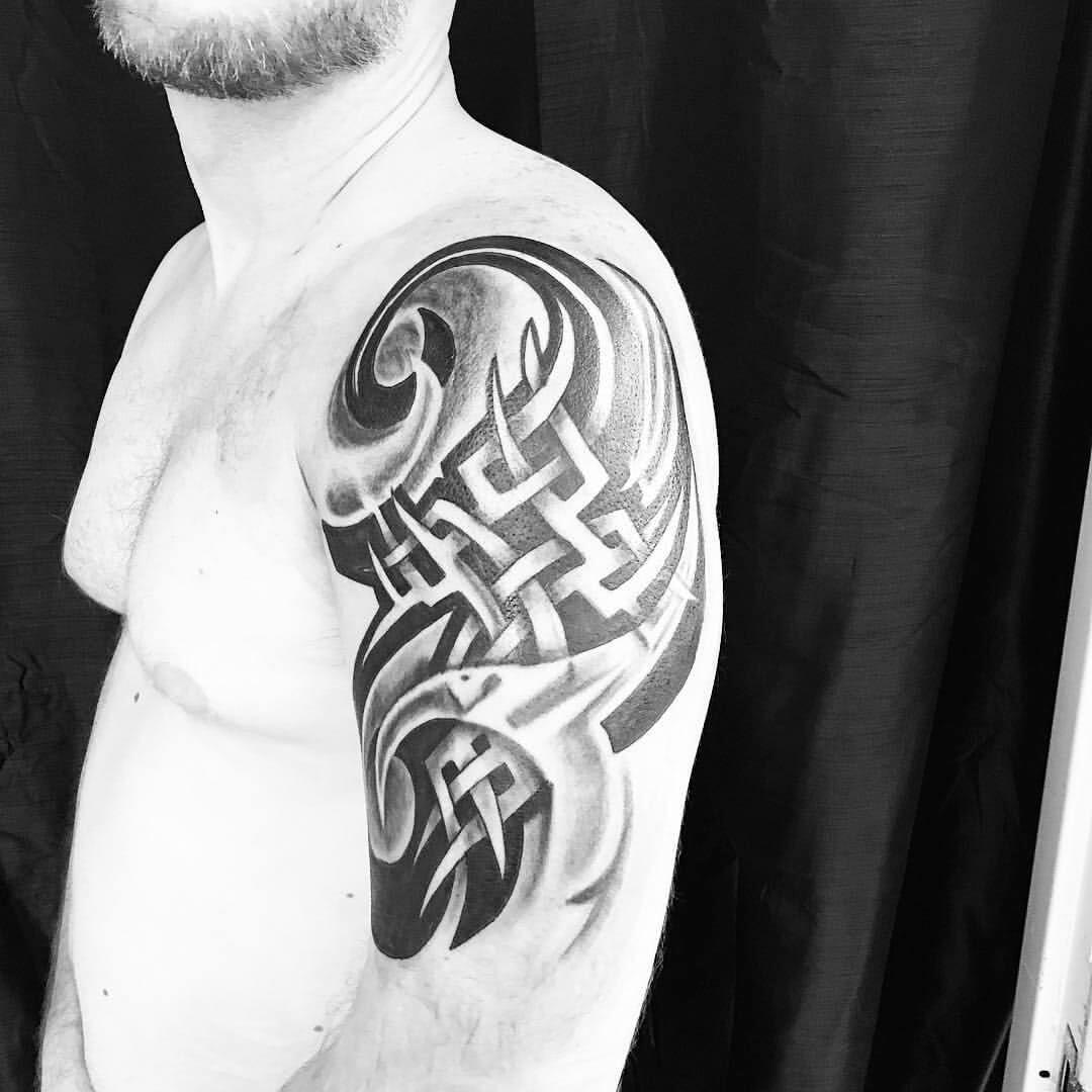 Tattoo Celtic Tribal