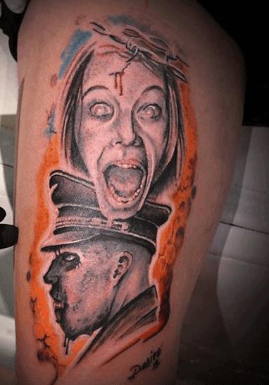 Tattoo DEAD SNOW Tattoo