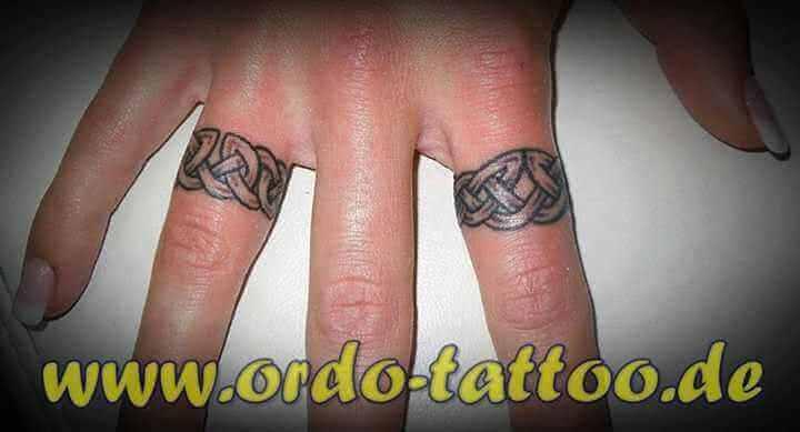 Tattoo Keltische Knoten