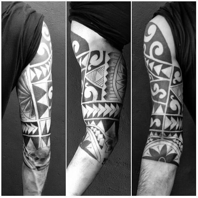 Tattoo Maori Elemente