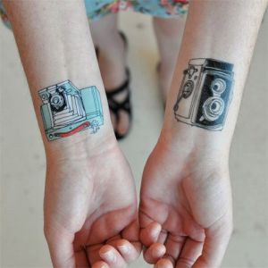 Vintage Tatuajes Para Mujeres