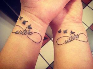 Infinito, Aves, Frase: Hermanas