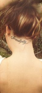 Frase: Serendipity