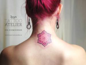Mandala Flor by Eva Schmidinger