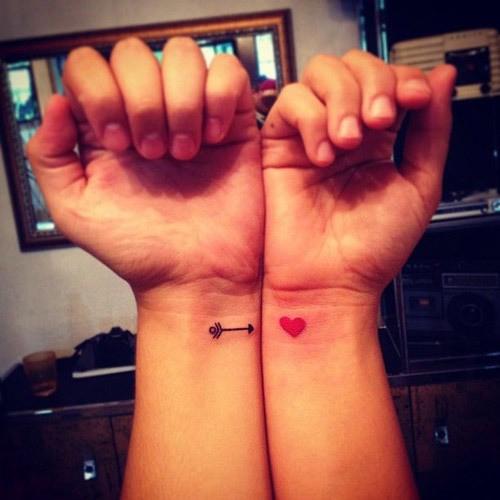Corazón & Flecha