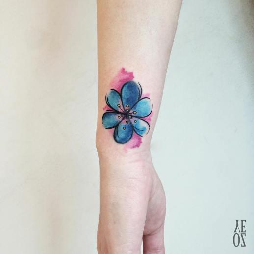 Flor por Yeliz Ozcan