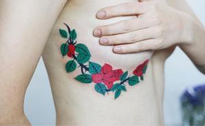 Flores Rosas y Espinas