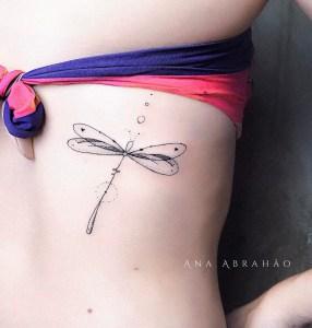 Libélula por Ana Abrahao