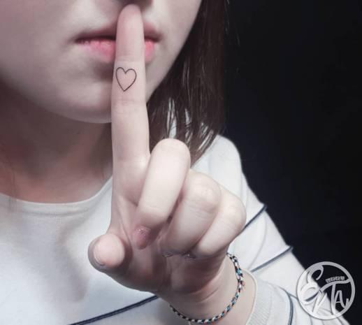 Corazón pequeño