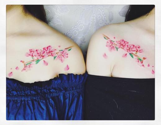Ramillete de Flores Amigas