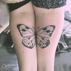 Mariposas xdos