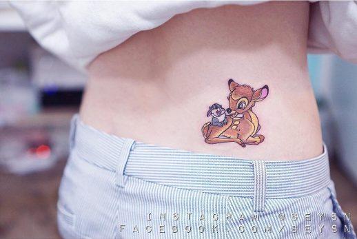 Bambi por Seyoon Gim