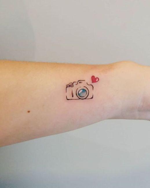 Cámara de Fotos amor